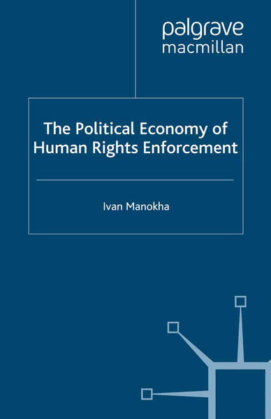 The Political Economy of Human Rights Enforcement - Coverbild