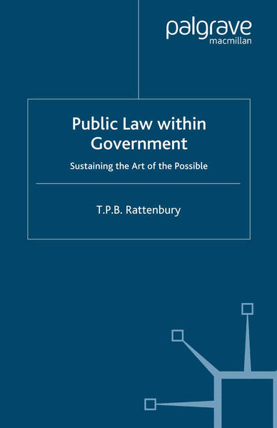 Public Law within Government - Coverbild