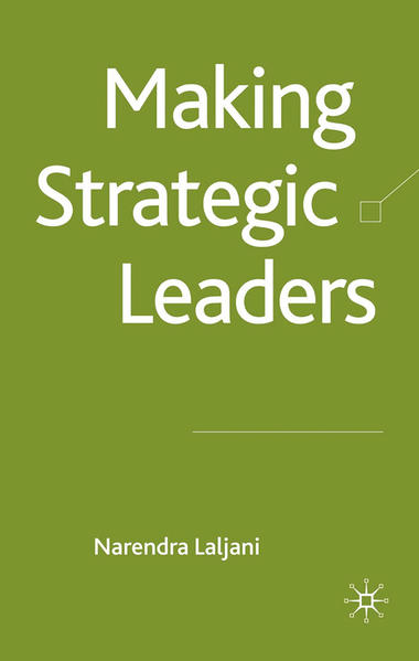 Making Strategic Leaders - Coverbild
