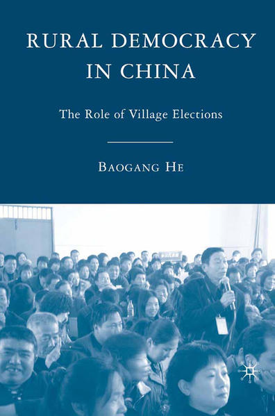 Rural Democracy in China - Coverbild
