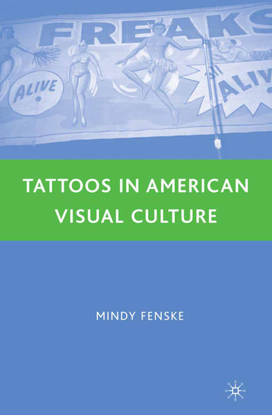 Tattoos in American Visual Culture - Coverbild