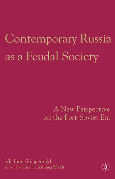 Contemporary Russia as a Feudal Society - Coverbild