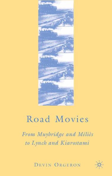 Road Movies - Coverbild