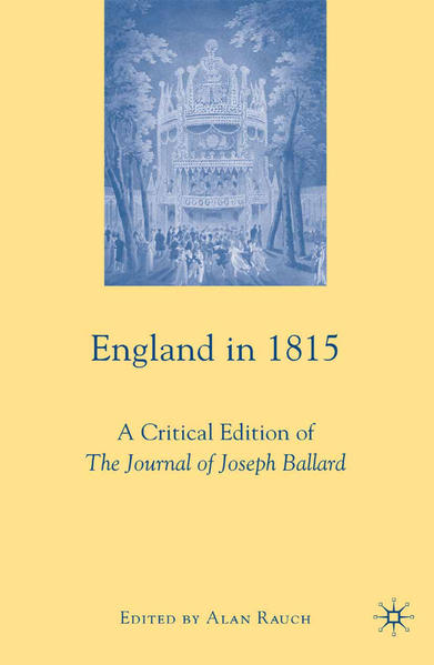 England in 1815 - Coverbild