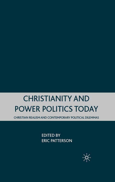 Christianity and Power Politics Today - Coverbild