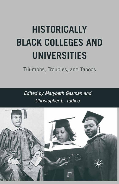 Historically Black Colleges and Universities - Coverbild