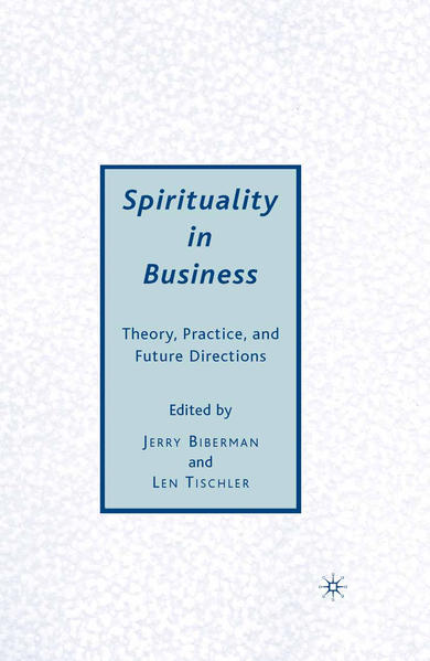 Spirituality in Business - Coverbild