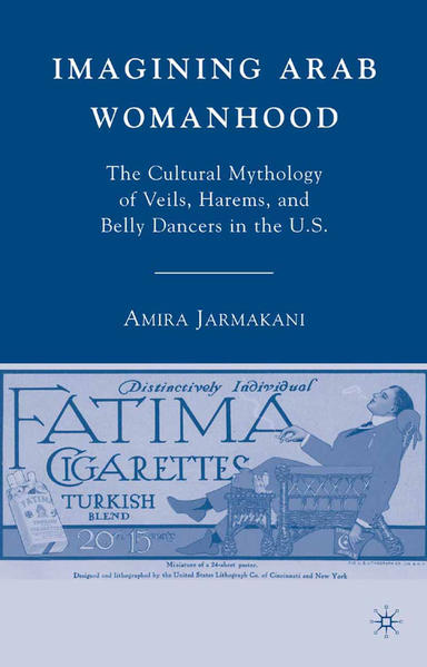 Imagining Arab Womanhood - Coverbild