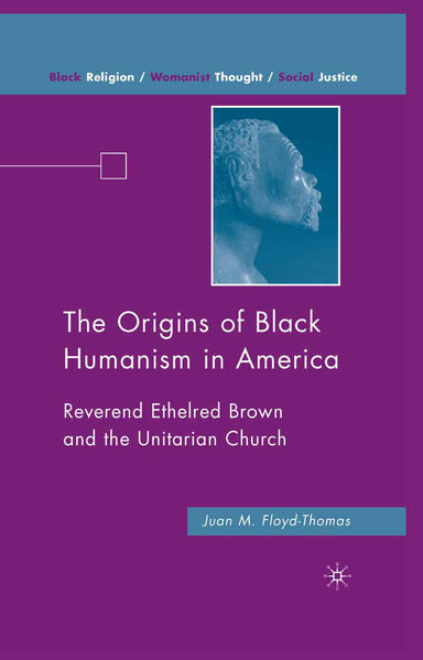 The Origins of Black Humanism in America - Coverbild