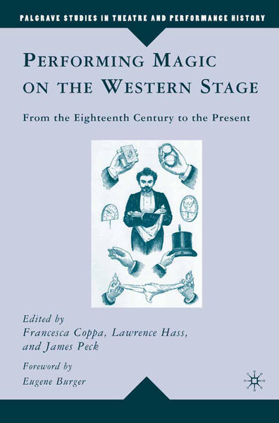 Performing Magic on the Western Stage - Coverbild