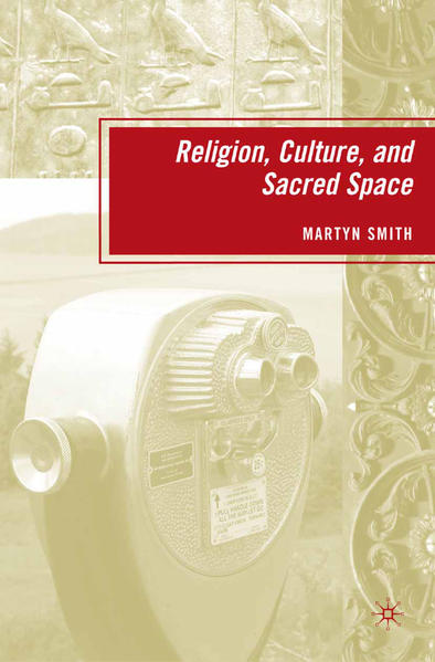 Religion, Culture, and Sacred Space - Coverbild