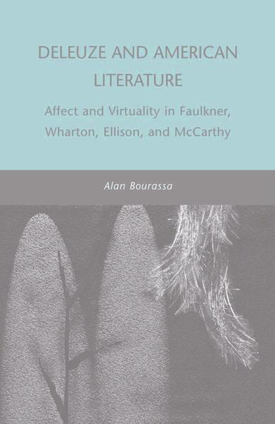 Deleuze and American Literature - Coverbild