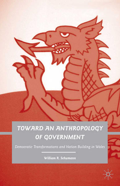 Toward an Anthropology of Government - Coverbild