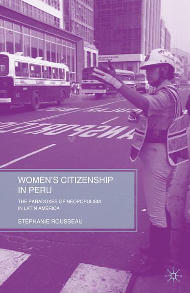 Women's Citizenship in Peru - Coverbild
