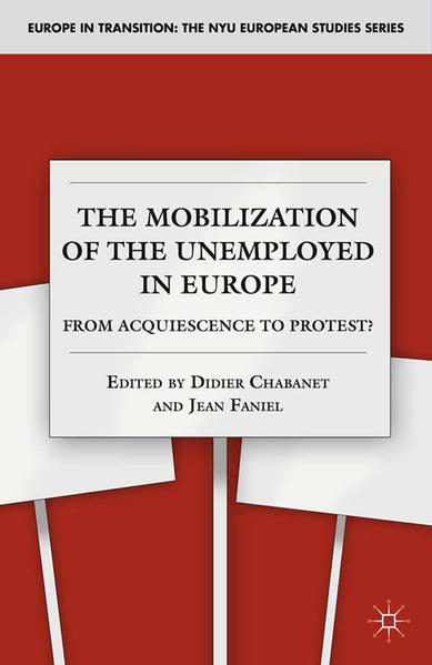 The Mobilization of the Unemployed in Europe - Coverbild
