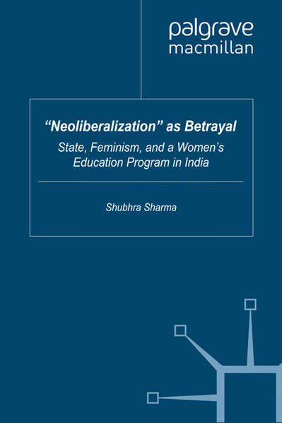 """""""Neoliberalization"""" as Betrayal - Coverbild"""