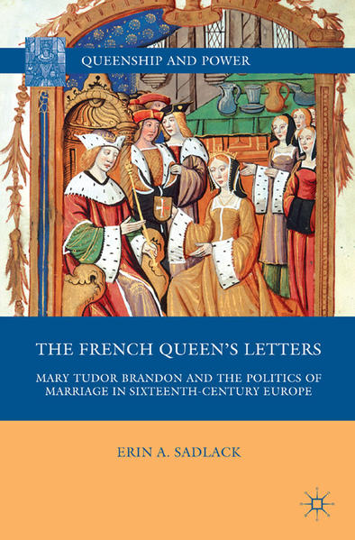 The French Queen's Letters - Coverbild