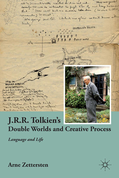 J.R.R. Tolkien's Double Worlds and Creative Process - Coverbild