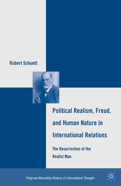 Political Realism, Freud, and Human Nature in International Relations - Coverbild