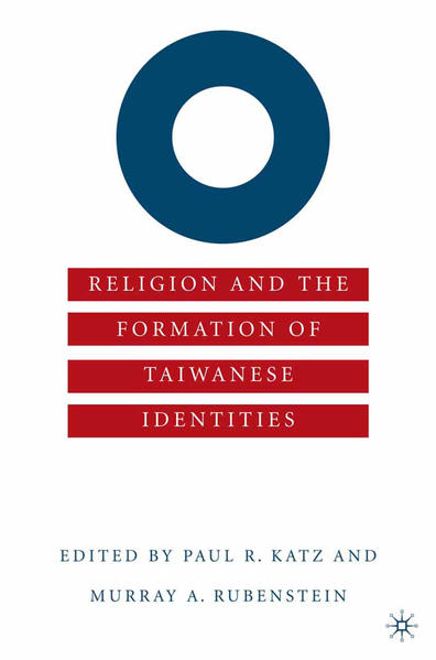 Religion and the Formation of Taiwanese Identities - Coverbild