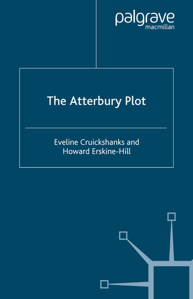 The Atterbury Plot - Coverbild