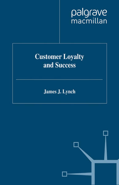 Customer Loyalty and Success - Coverbild