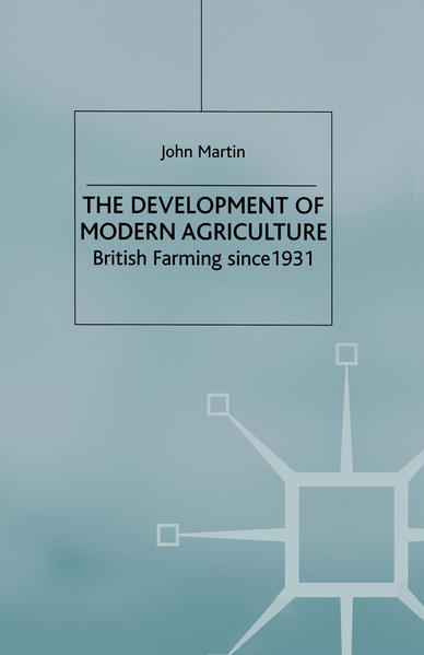 The Development of Modern Agriculture - Coverbild