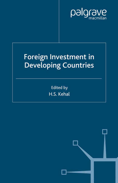 Foreign Investment in Developing Countries - Coverbild