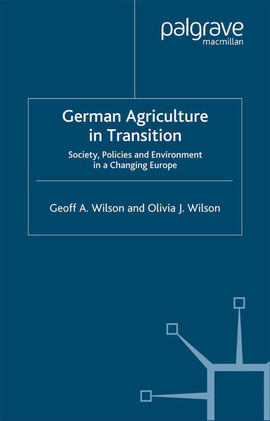 German Agriculture in Transition - Coverbild