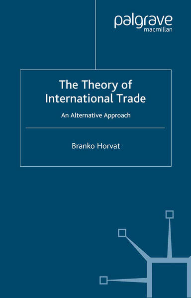 The Theory of International Trade - Coverbild