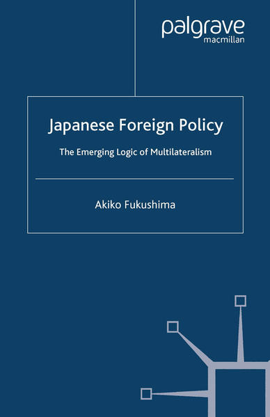Japanese Foreign Policy - Coverbild