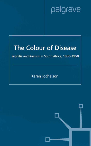 The Colour of Disease - Coverbild