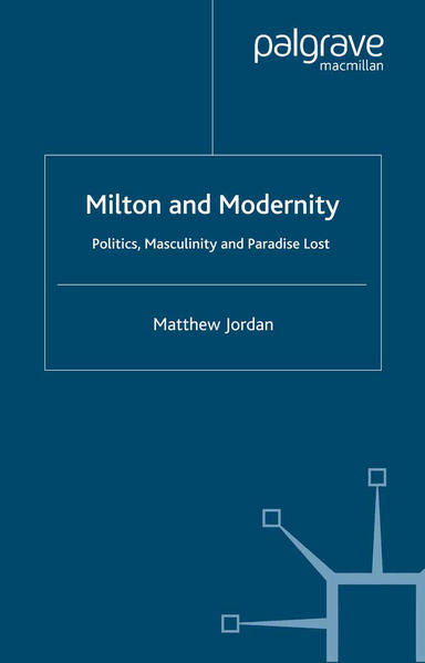 Milton and Modernity - Coverbild