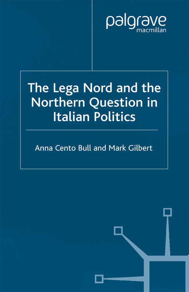 The Lega Nord and the Politics of Secession in Italy - Coverbild