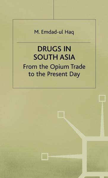 Drugs in South Asia - Coverbild