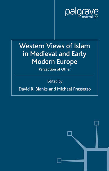 Western Views of Islam in Medieval and Early Modern Europe - Coverbild