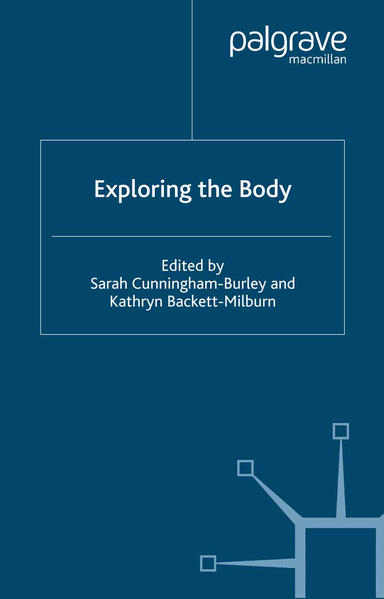 Exploring the Body - Coverbild