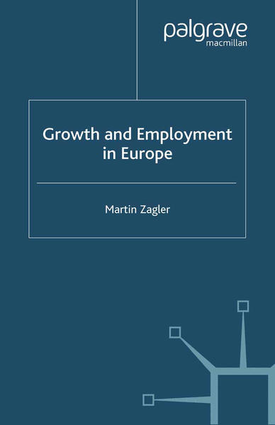 Growth and Employment in Europe - Coverbild