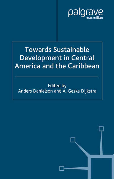 Towards Sustainable Development in Central America and the Caribbean - Coverbild