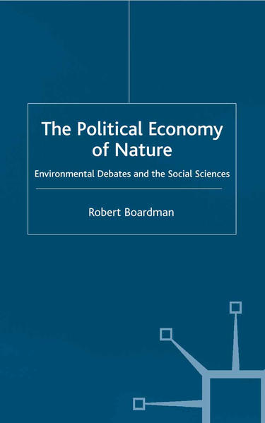 The Political Economy of Nature - Coverbild