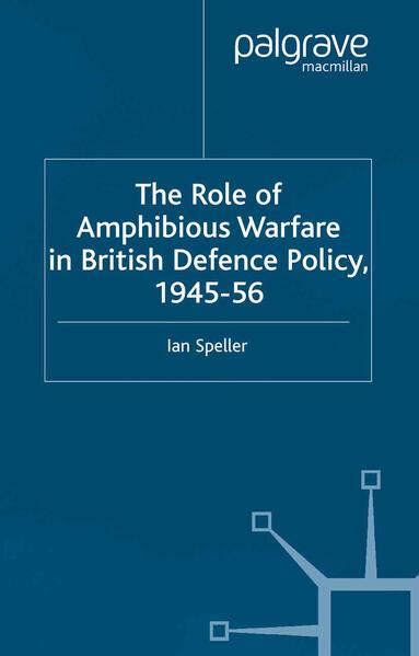 The Role of Amphibious Warfare in British Defense Policy - Coverbild
