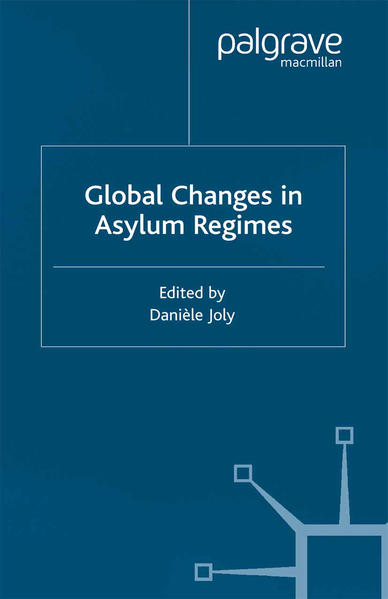 Global Changes in Asylum Regimes - Coverbild