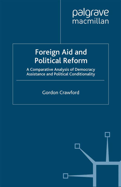 Foreign Aid and Political Reform - Coverbild