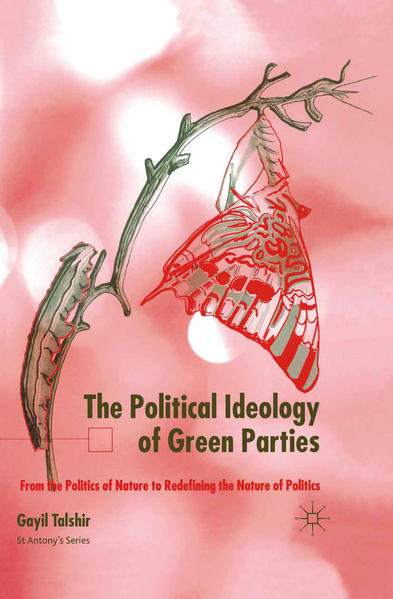 The Political Ideology of Green Parties - Coverbild