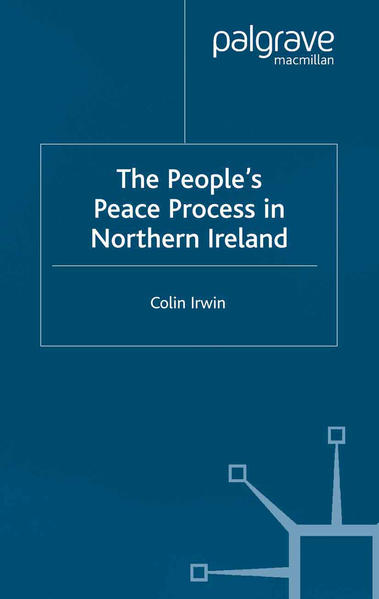 The People's Peace Process in Northern Ireland - Coverbild