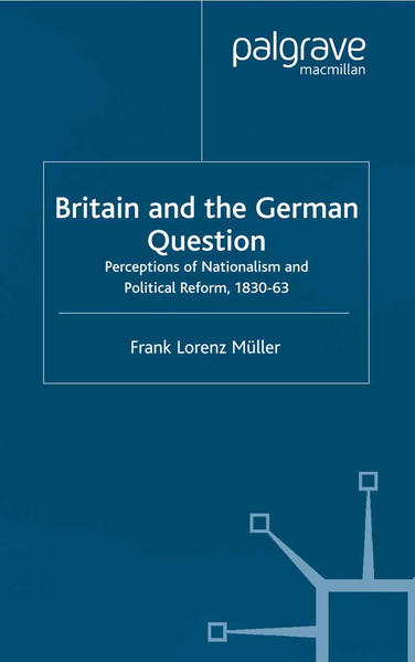Britain and the German Question - Coverbild