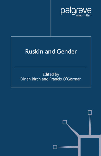 Ruskin and Gender - Coverbild
