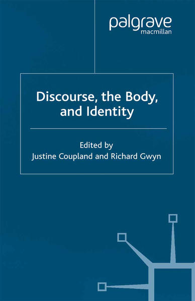 Discourse, the Body, and Identity - Coverbild