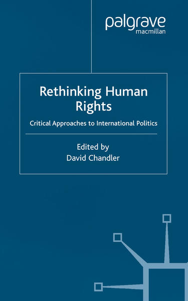 Rethinking Human Rights - Coverbild