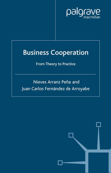 Business Cooperation - Coverbild
